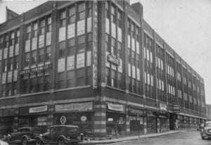 Willys-Overland Building in 1939